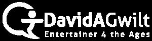 DAG Horizontal Logo White